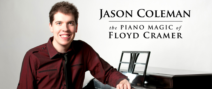 Jason Coleman - The Piano Magic of Floyd Cramer
