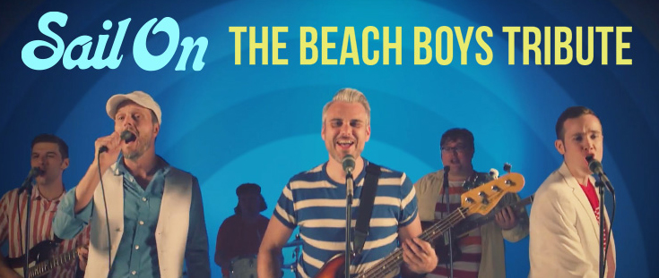 Sail On - The Beach Boys Tribute