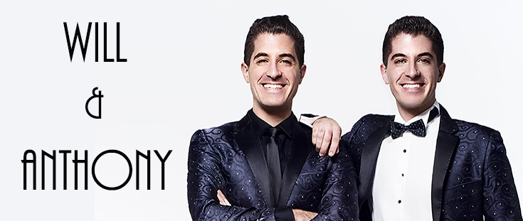 "Will & Anthony: ""Broadway Our Way!"""